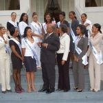 Miss Jamaica World 2008 – In Search of Gold