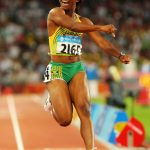 Medal Sweep for Jamaica in Women's 100m Olympic Final