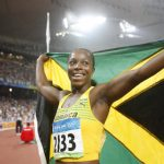 Veronica Campbell-Brown Defends her Olympic Title