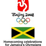 Homecoming celebrations for Jamaica's Olympians