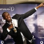 Usain Bolt is Laureus Sportsman of 2009