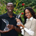 Bolt retains World Athlete Award