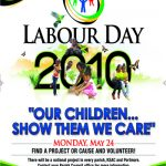 Labour Day 2010 activities and theme