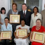 5 Jamaicans Honoured by Canadians