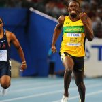 Usain Bolt storms to 200m Victory