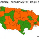 Jamaica Elections 2011 Results