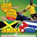 Reggae Boyz to Face Cuba on Ash Wednesday