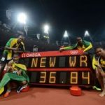 Jamaica smashes 4x100m record on the way to London Olympic Gold