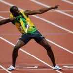 Bolt, Blake, Weir –  Jamaica 123 in London Olympics 200m