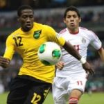 Historic point for Jamaica in Mexico