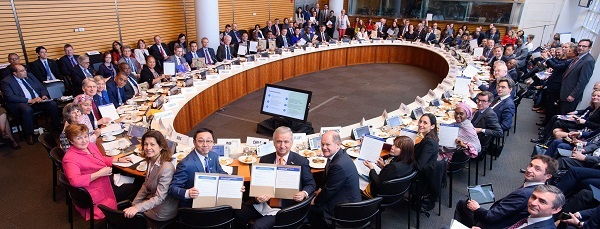 Coalition of Finance Ministers for Climate Action