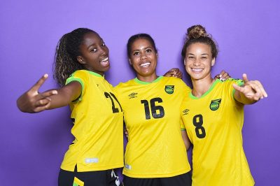 reggae girls fifa world cup